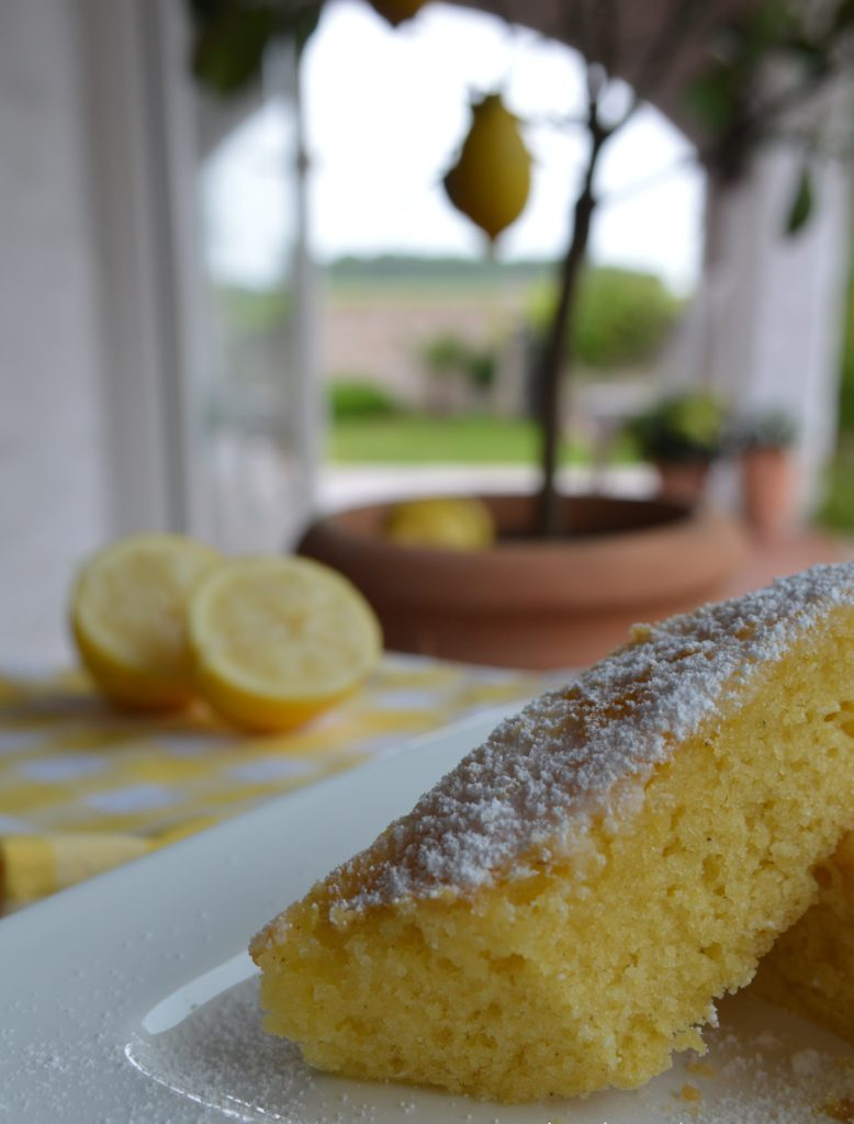 For Everybody Who Loves Lemon Lemon Cake Caprisserie