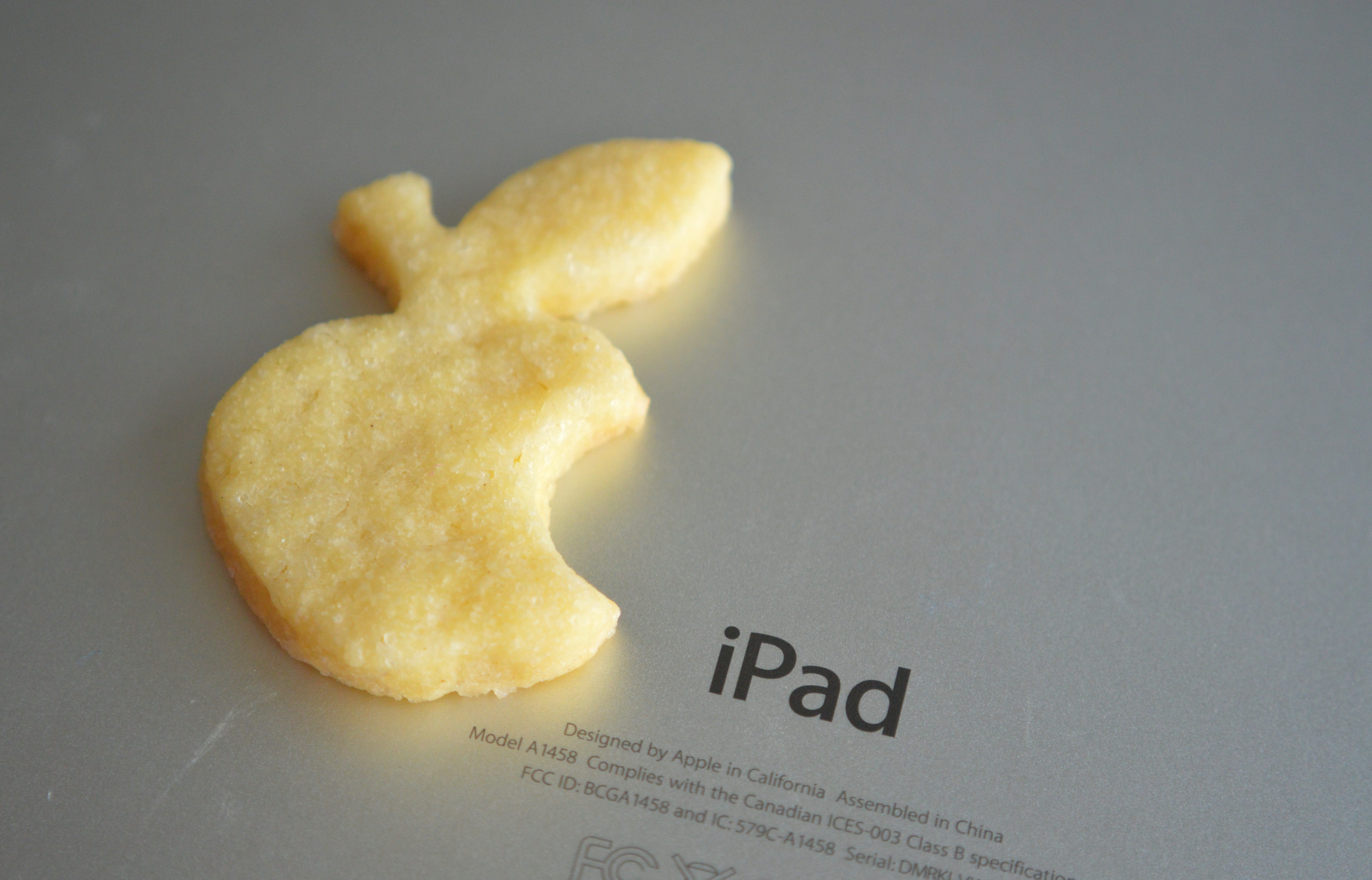 [Not only for apple lovers] Apple Cookies