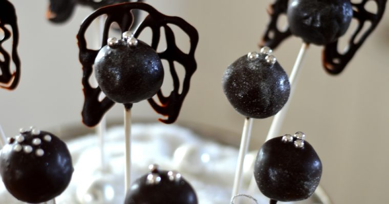 [little silver treasures] Angel gingerbread Cake Pops